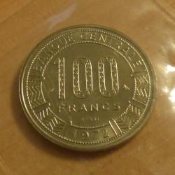 Cameroon 100 francs 1972...