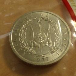 Djibouti 1 franc 1977 Essai...