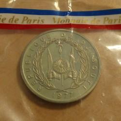 Djibouti 50 francs 1977...