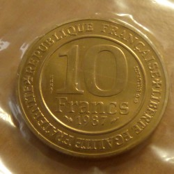 France 10 Francs 1987 Capet...