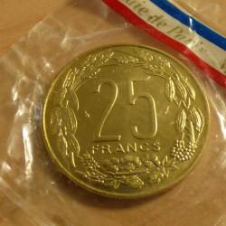 BEAC 25 francs 1975 Essai...