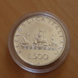 Italy 500 lira 1970...