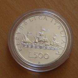 Italy 500 lira 1987...