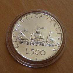 Italy 500 lira 1968...