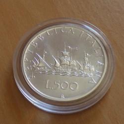 Italy 500 lira 1992...