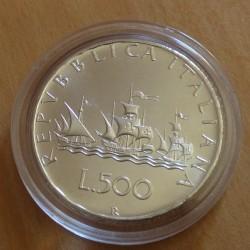 Italy 500 lira 1969...