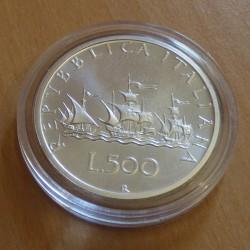 Italy 500 lira 2000...