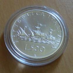 Italy 500 lira 1996...