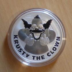 Tuvalu 1$ 2020 Krusty the...