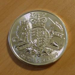 UK 2£ Royal Arms 2020...