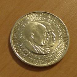 US half dollar 1952...