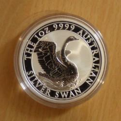 Australia 1$ Swan 2020...