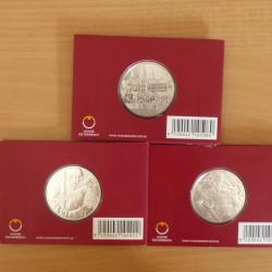 Lot of 3 coins Austria 1.5...
