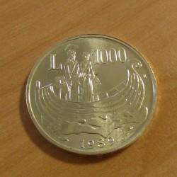 San Marino 10000 lira 1989...