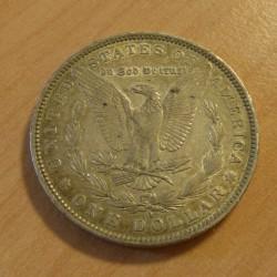 US 1$ Morgan dollar 1885 O...