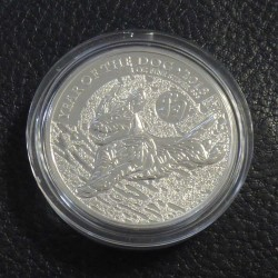 "UK 2£ 2018 LUNAR ""Year of..."