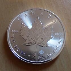 Canada 5$ Maple Leaf 2020...