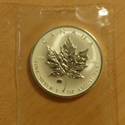 Canada 5$ Maple Leaf 2009...