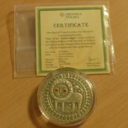 Belarus 20 Rubles 2009...