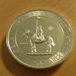 Canada 10$ Mounted Police...