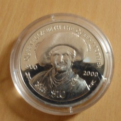 Virgin Islands 10$ 2000...