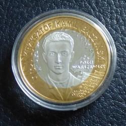 Poland 10 zloty 2009 Kamil...