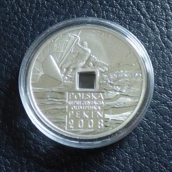 Poland 10 zloty 2008...