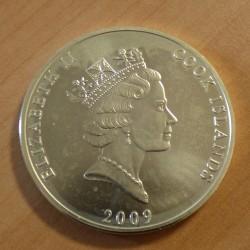 Cook Islands 1$ 2009 Bounty...