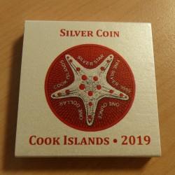 Cook Islands 1$ 2019...