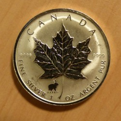 Canada Maple Leaf 1999...