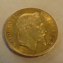 France 50 francs Napoléon...