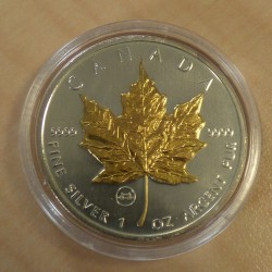 Canada Maple Leaf 2009...