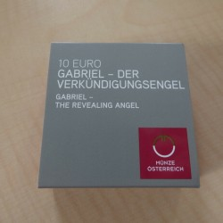 Austria 10€ 2017 Gabriel...