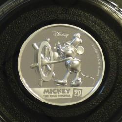 Niue 5$ Mickey 90 years...