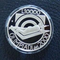San Marino 10000 lira 1999...