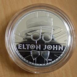 UK 2£ Elton John 2020...