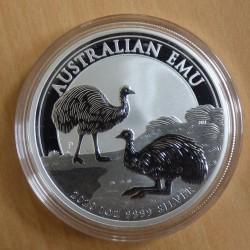 Australia 1$ EMU 2020...