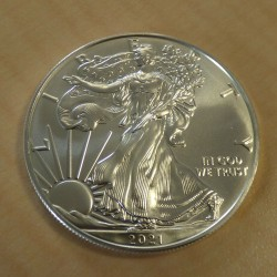 US 1$ Silver Eagle 2021...