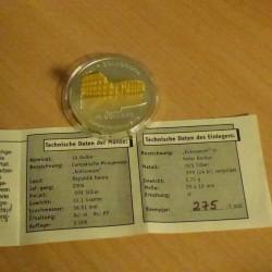 Nauru 10$ 2004 Colosseum...
