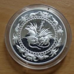 Mongolia 500 Togrog 2008...