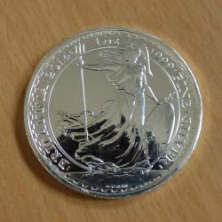 Lot of 2 UK 2£ Britannia...