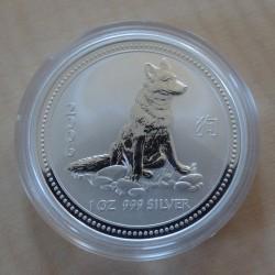 Australia 1$ Lunar 1 Year...
