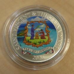 Eastern Carribean 2$ 2020...