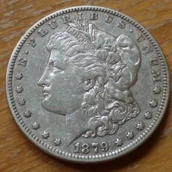 US 1$ Morgan dollar 1879-s...