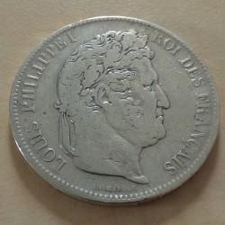 France 5 Francs 1841 W...