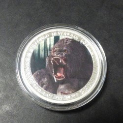 Congo 5000 CFA Gorilla...