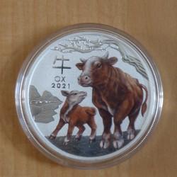 Australia 1$ Year of the Ox...