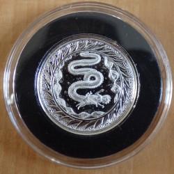 Samoa 1 Tala 2020 Serpent...