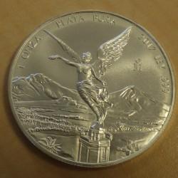 Mexico Libertad 2017 silver...