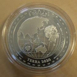 Tokelau 5$ Terra 2020 1 oz...